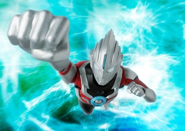 "Bandai Spirits S.H.Figuarts Ultraman Orb Orb Origin ""Ultraman Orb"""