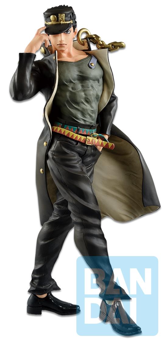 "Bandai Spirits Ichibansho Figure Jotaro Kujo (Jojo's Assemble) ""JoJo's Bizarre Adventure (Anime)"""