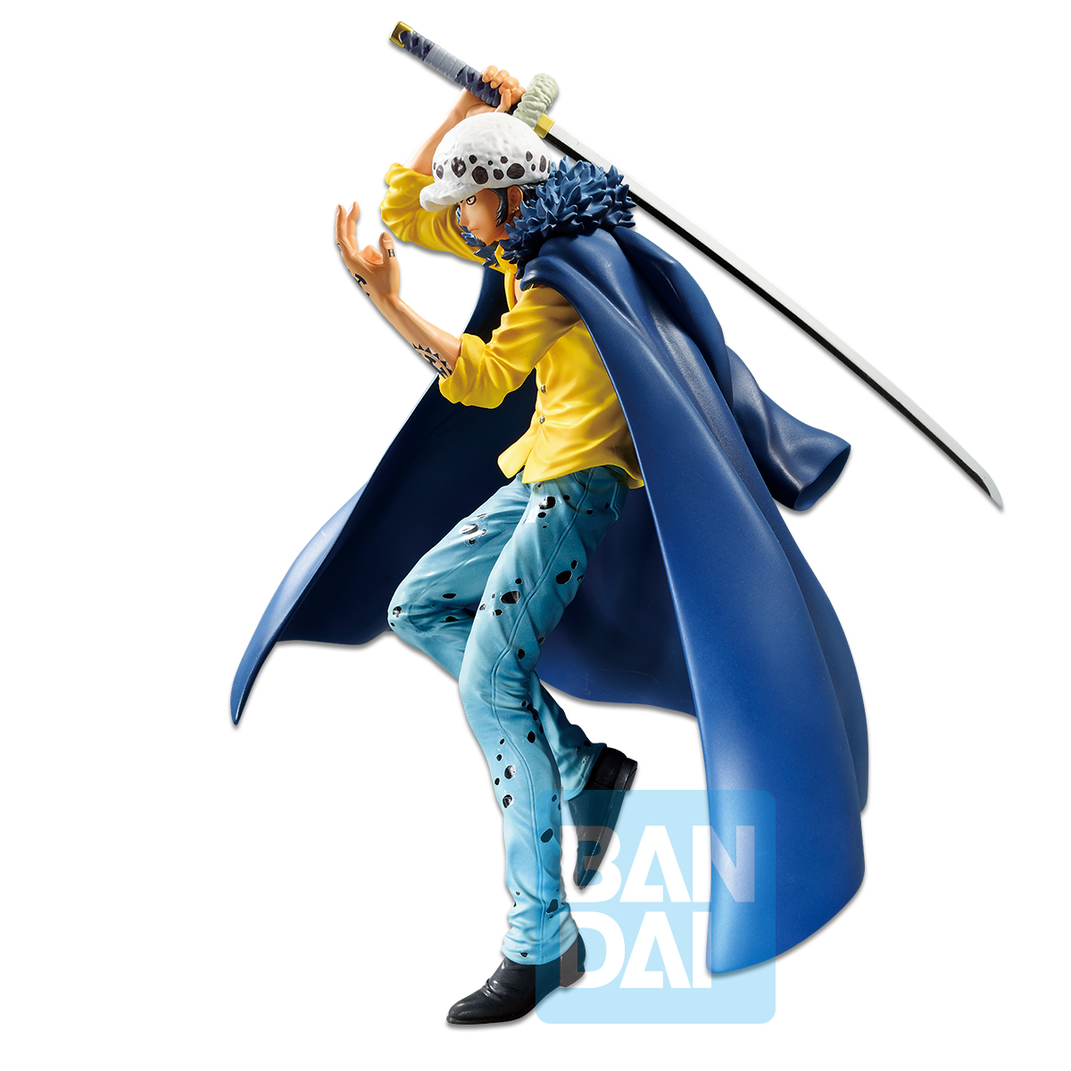 "Bandai Ichibansho Figure Trafalgar.Law ""One Piece"", (Best Of Omnibus)"