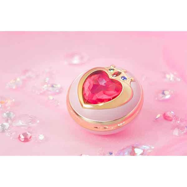 "Bandai Sailor Chibi Moon Prism Heart Compact ""Sailor Moon"", Bandai Proplica"