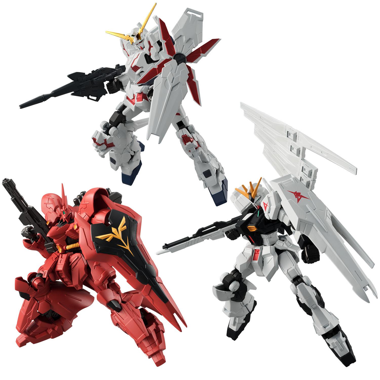 """Bandai Mobile Suit Gundam G Frame Set 1 """"Gundam"""" (Box/5), Bandai G Frame"""