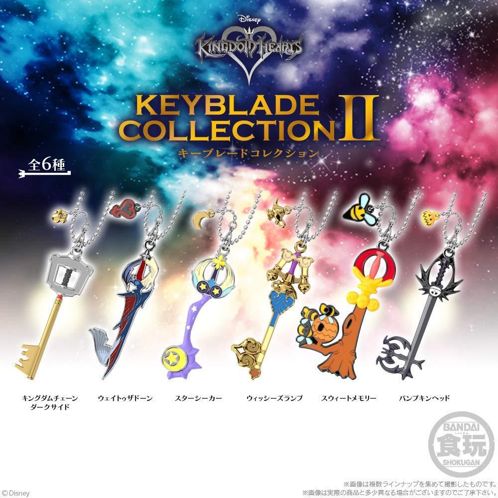 "Bandai Keyblade Collection 2 ""Kingdom Hearts"", Bandai Keyblade Collection"