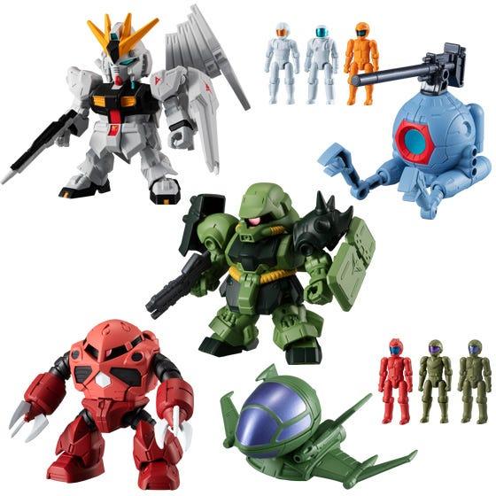 """Bandai Mobile Suit Gundam Micro Wars 3 """"Mobile Suit Gundam"""", Bandai Micro Wars"""
