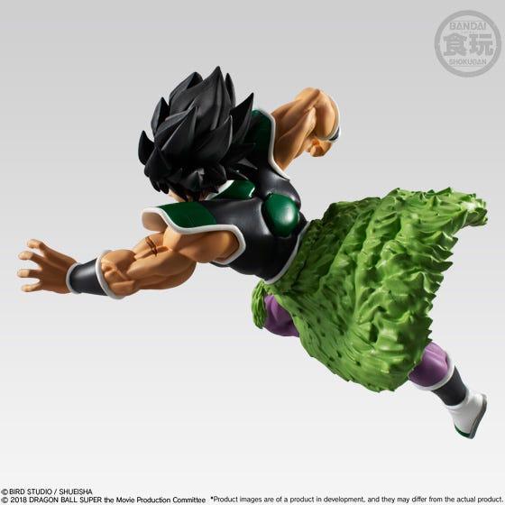 "Bandai Super Saiyan Broly Rage Mode ""Dragon Ball"", Bandai Styling"