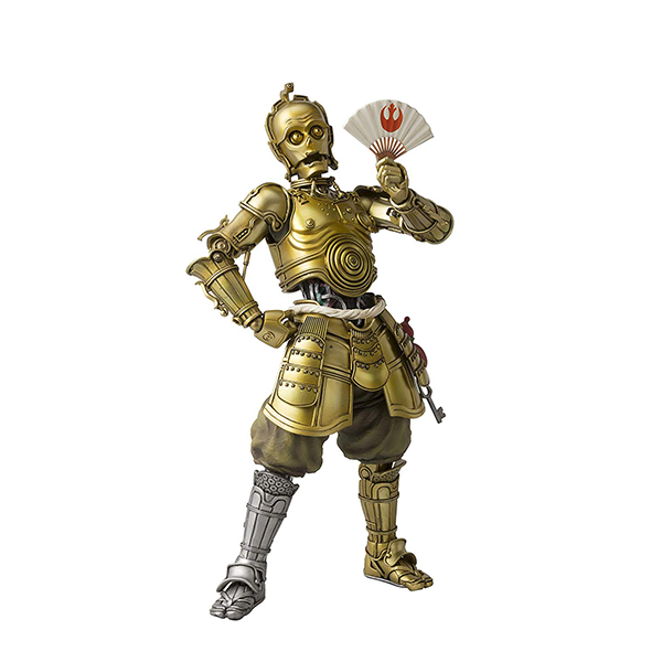 "Bandai Honyaku Karakuri C-3PO ""Star Wars"", Bandai Meisho Movie Realization"