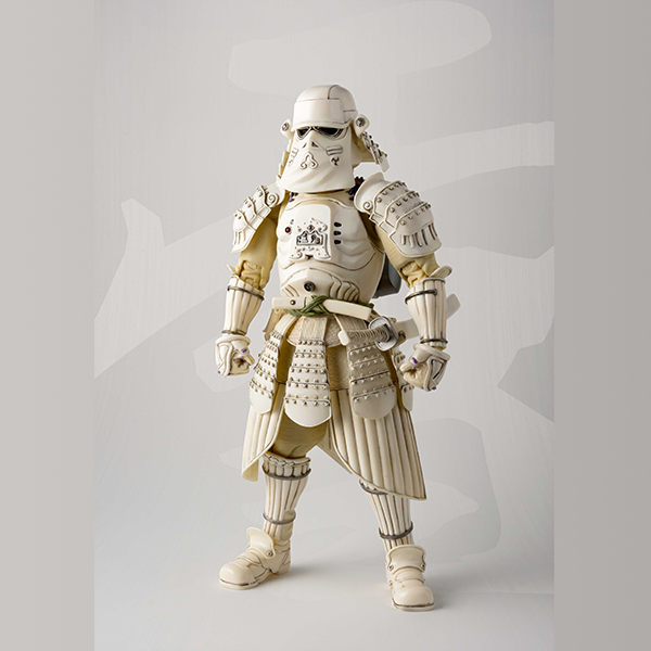 "Bandai Kanreichi Ashigaru Snow Trooper ""Star Wars"", Bandai Meisho Movie Realization"