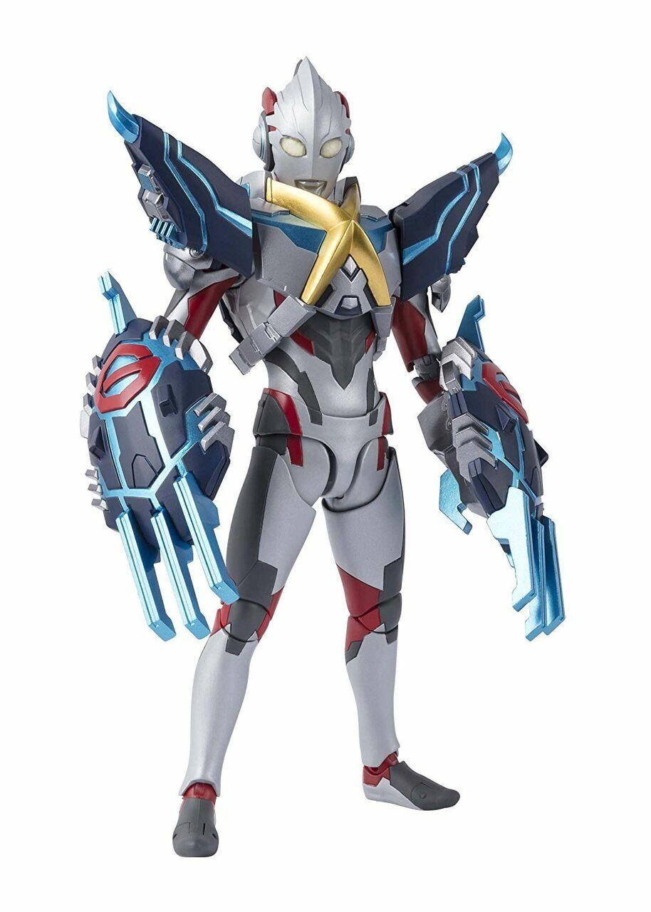 """Bandai Spirits S.H.Figuarts Ultraman X And Gomora Armor Set """"Ultraman X"""""""