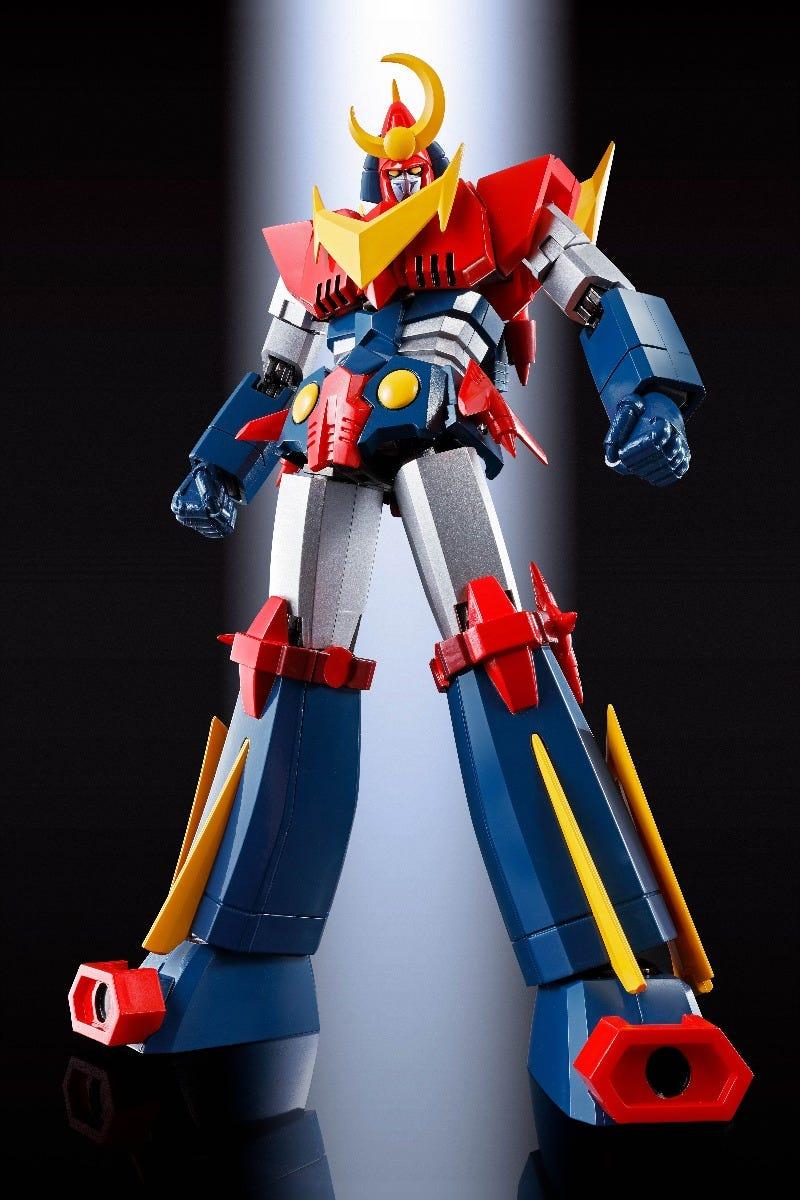 "Bandai GX-84 Invincible Super Man Zambot FA ""Invincible Super Man Zambot 3"", Bandai Soul of Chogokin"