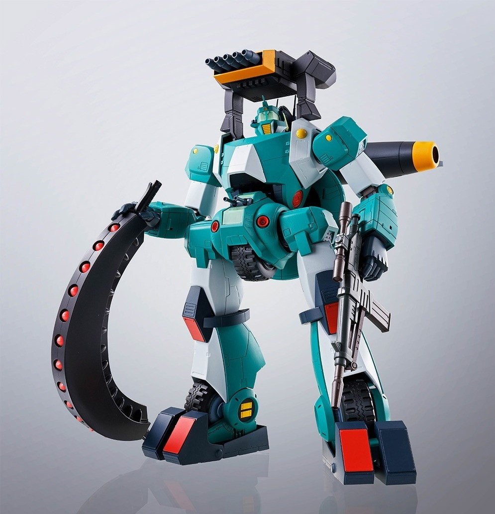 "Bandai Walker Galliar ""Combat Mecha Xabungle"", Bandai Hi-Metal R"