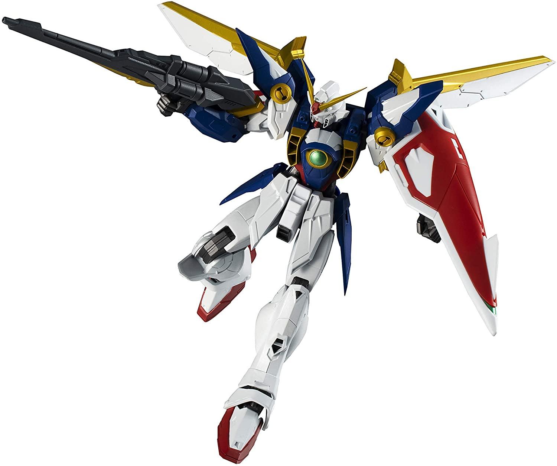 "Bandai XXXG-01W Wing Gundam ""Mobile Suit Gundam Wing"", Bandai Gundam Universe"