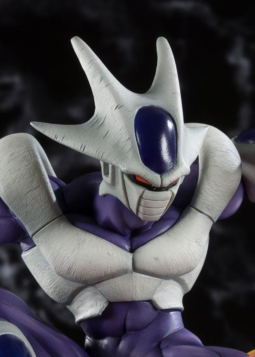 "Bandai Cooler Final Form ""Dragon ball Z"", Bandai Figuarts ZERO"
