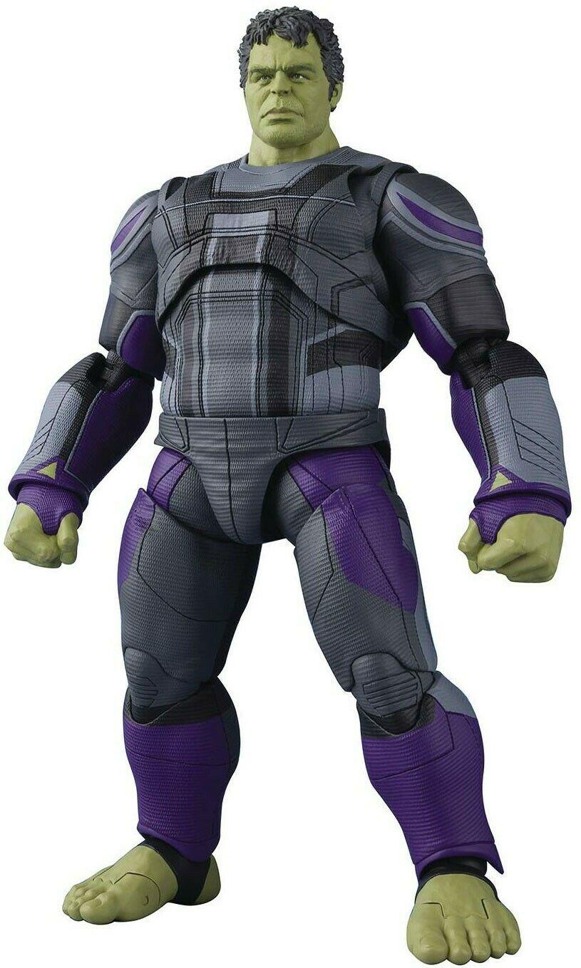 "Bandai Hulk (Endgame Ver.) ""Avengers Endgame"", Bandai S.H.Figuarts"