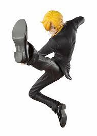 "Bandai Black Leg Sanji ""One Piece"", Bandai Figuarts Zero"