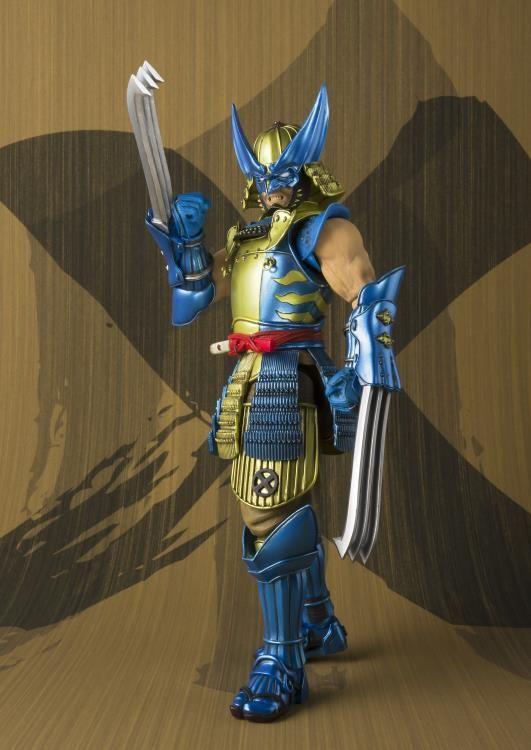 """Bandai Muhomono Wolverine """"Marvel"""", Bandai Meisho Manga Realization"""