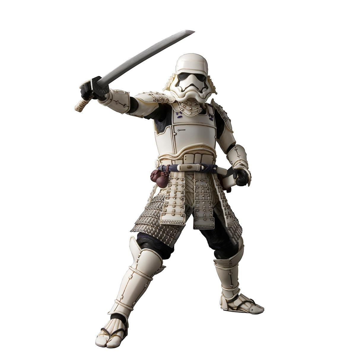 "Bandai Ashigaru First Order Storm Trooper ""Star Wars"", Meisho Movie Realization"