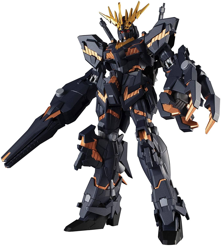 "Bandai RX-0 Unicorn Gundam 02 Banshee ""Mobile Suit Gundam Unicorn"", Bandai Gundam Universe"