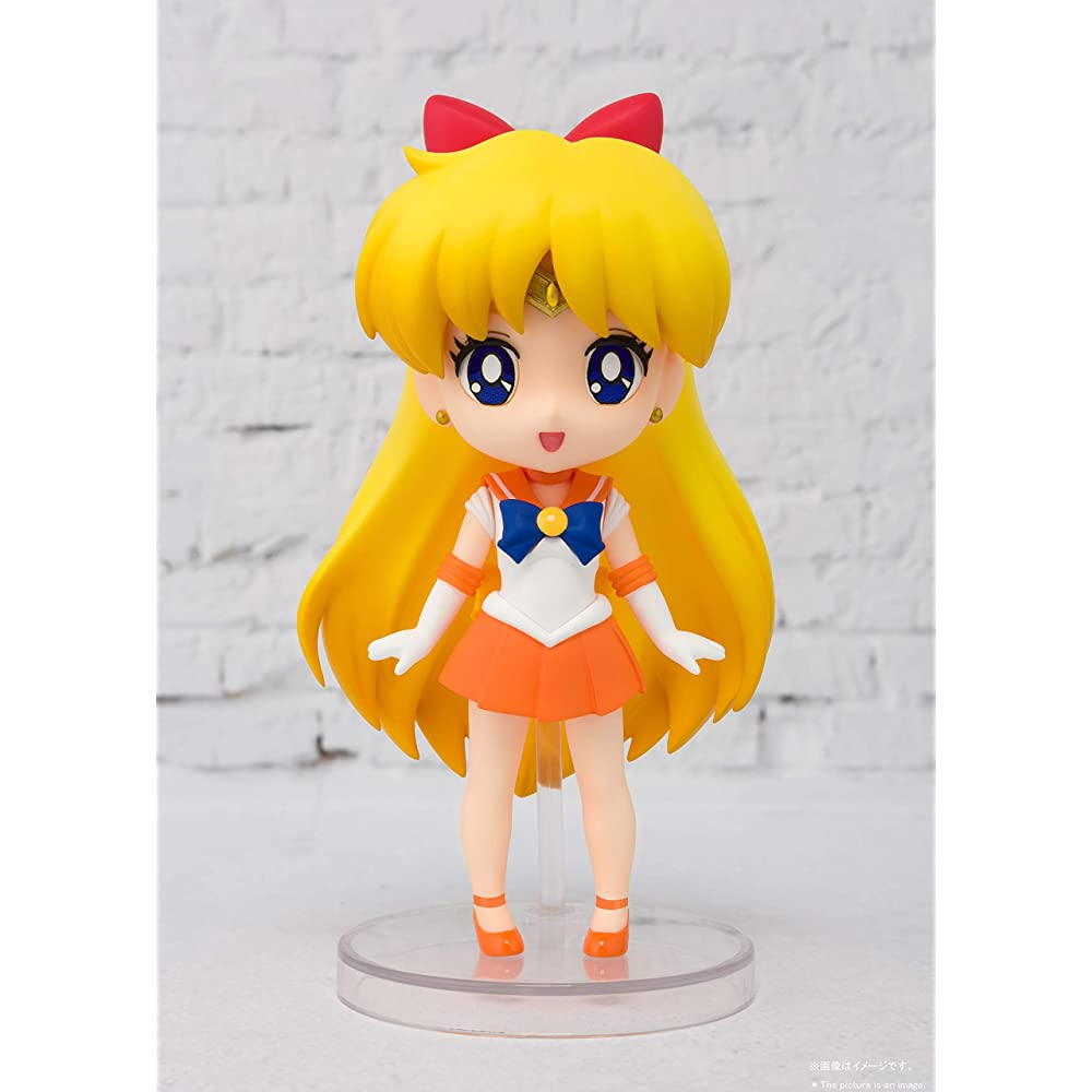 "Bandai Sailor Venus ""Sailor Moon"", Bandai Figuarts Mini (3.5 Inch approx)"