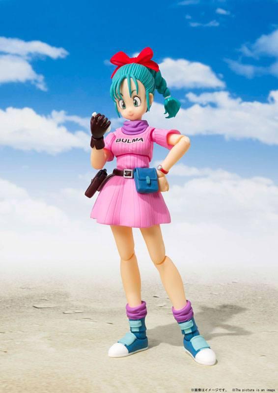 "Bandai Bulma -Adventure Begins- ""Dragon Ball"", Bandai S.H.Figuarts"