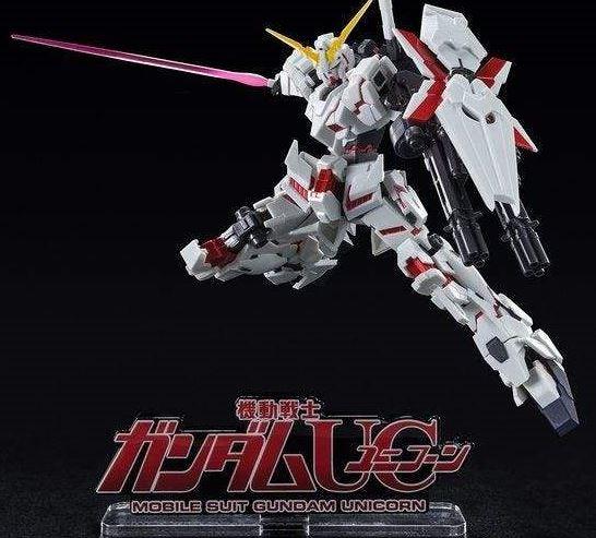 "Bandai Unicorn Gundam ""Gundam"", Bandai Logo Display"