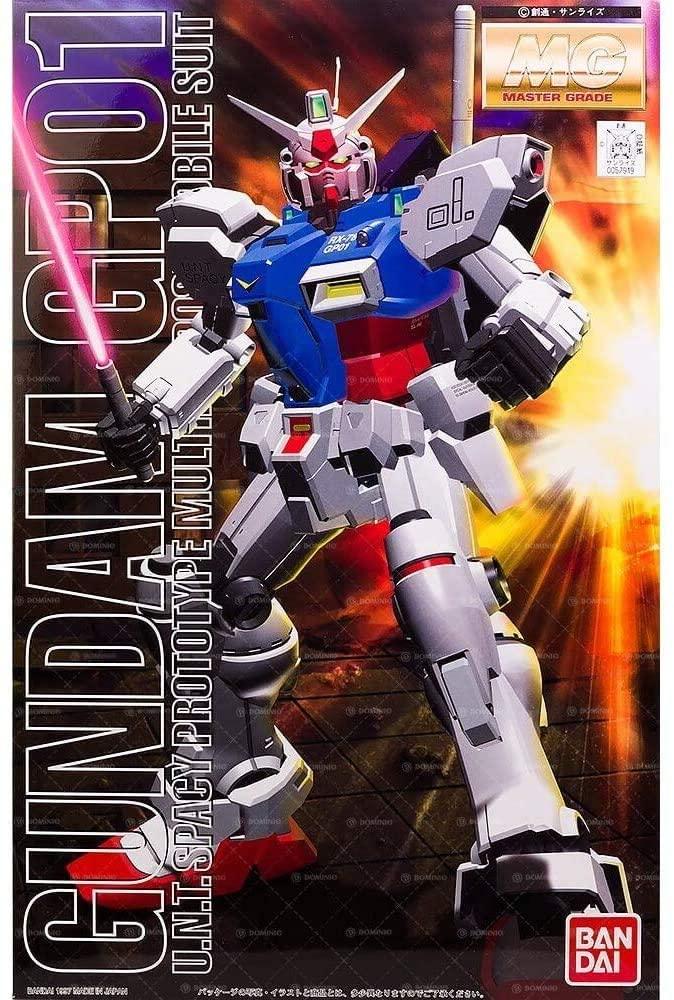 "Bandai RX78GP01 Gundam GP01 Zephyrantes ""Gundam 0083"", Bandai MG"