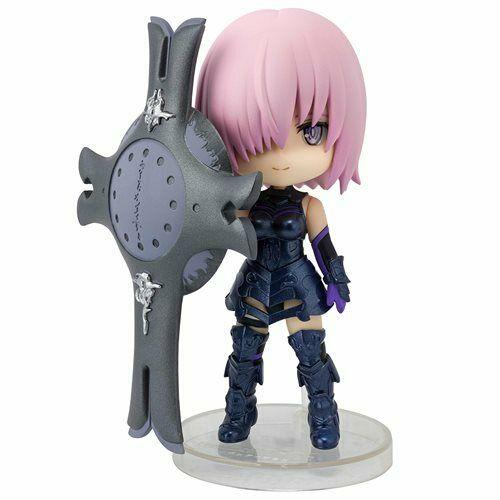 "Bandai Mash Kyrielight ""Fate/Grand Order - Absolute Demonic Battlefront : Babylonia -"", Bandai Figuarts Mini"