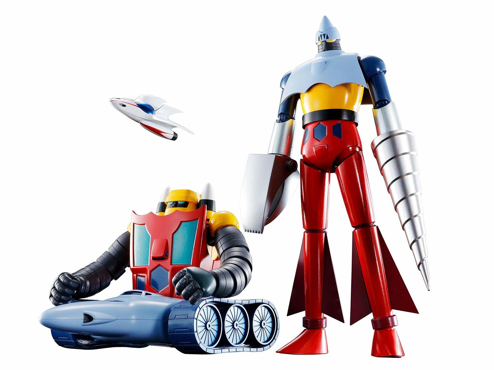 "Bandai GX-91 GETTER 2&3 D.C. ""Getter Robo (Television Anime Ver.)"", Bandai Soul of Chogokin"