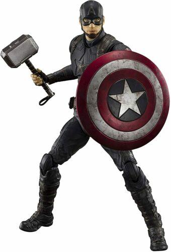 """Bandai Captain America -Final Battle Edition - """"Avengers: Endgame"""", Bandai S.H. Figuarts"""