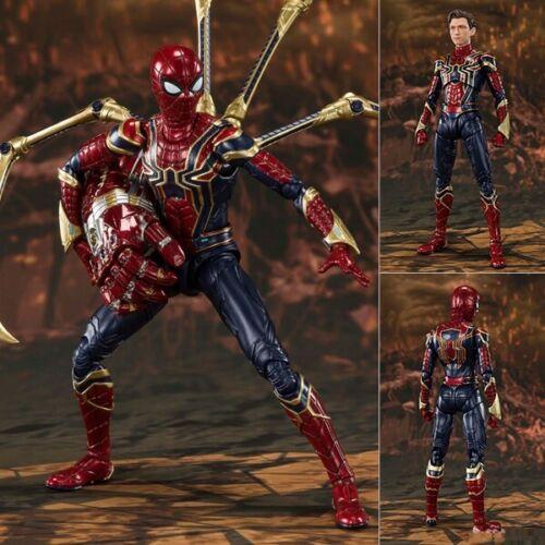 "Bandai Iron Spider -Final Battle Edition - ""Avengers: Endgame"", Bandai S.H. Figuarts"