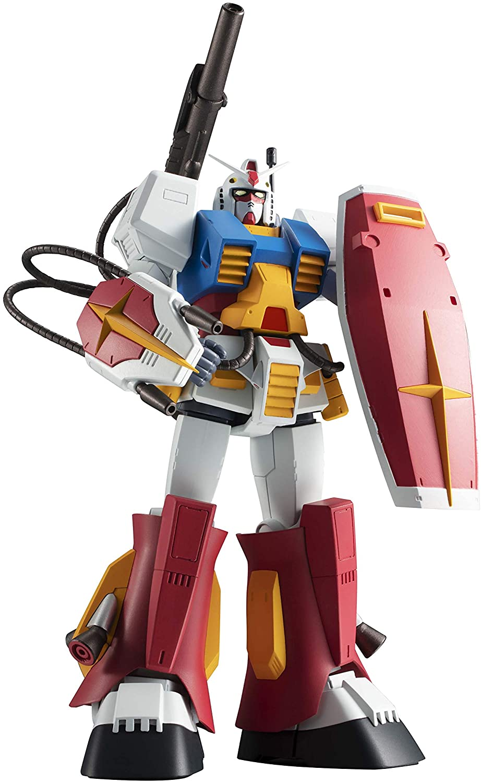 "Bandai PF-78-1 Perfect Gundam ver. ANIME ""Plamo Kyoshiro"", Bandai Robot Spirits"