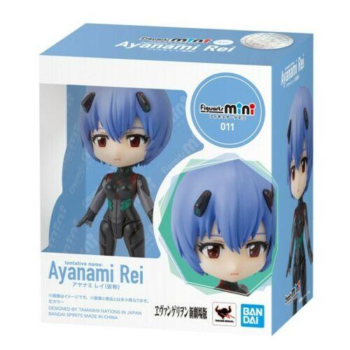 "Bandai TENTATIVE NAME: Ayanami Rei ""Evangelion"", Bandai Figuarts Mini"