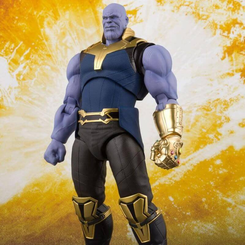 "Bandai Thanos ""Avengers: Infinity War"", Bandai S.H.Figuarts"