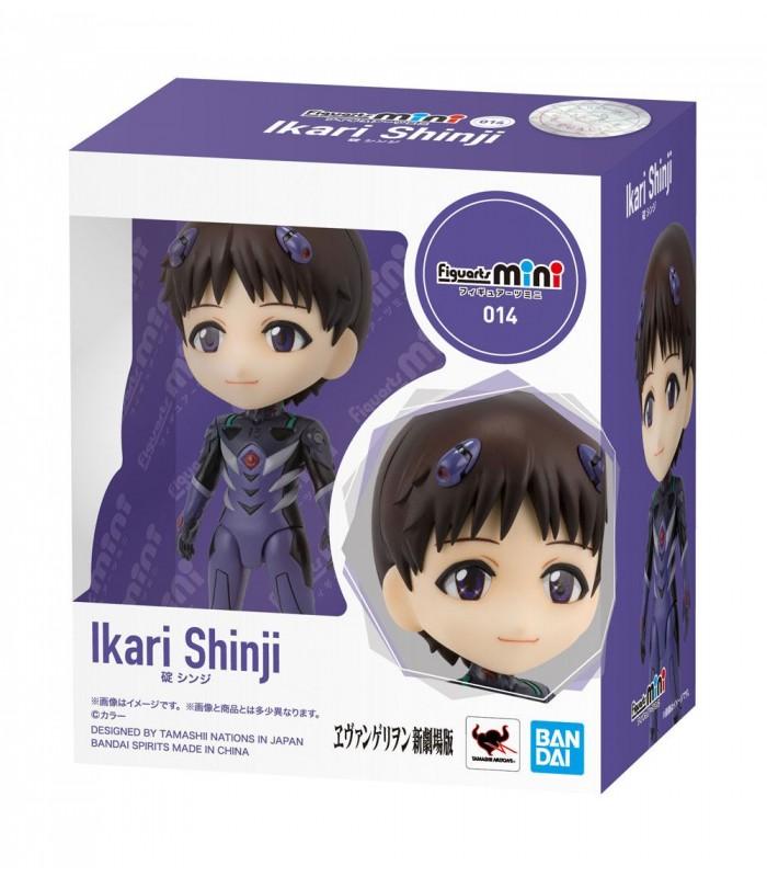 "Bandai Ikari Shinji ""Evangelion"", Bandai Figuarts Mini"