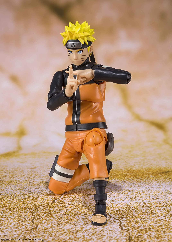 """Bandai Naruto Uzumaki [Best Selection] """"Naruto Shippuden"""", Bandai S.H. Figuarts"""