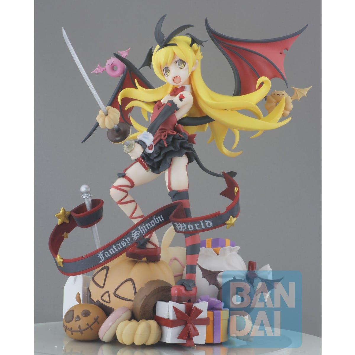 """Bandai Spirits Ichibansho Figure Shinobu Oshino """"Monogatari Series"""""""