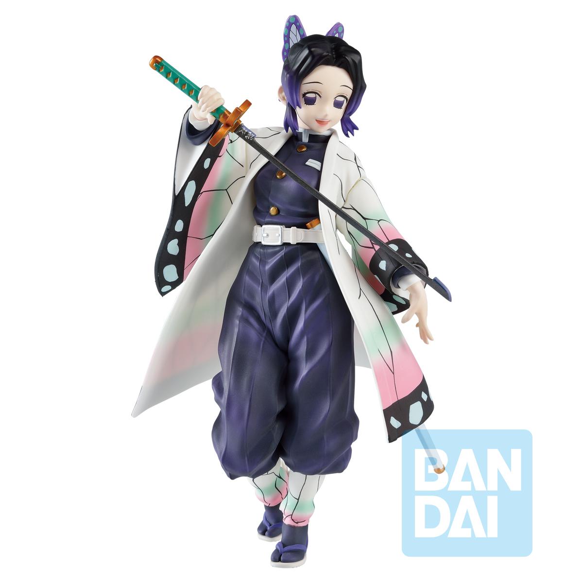 "Bandai Spirits Ichibansho Figure Shinobu Kocho(Proceed With Unbreakable Heart And Sword) ""Demon Slayer: Kimetsu no Yaiba"""