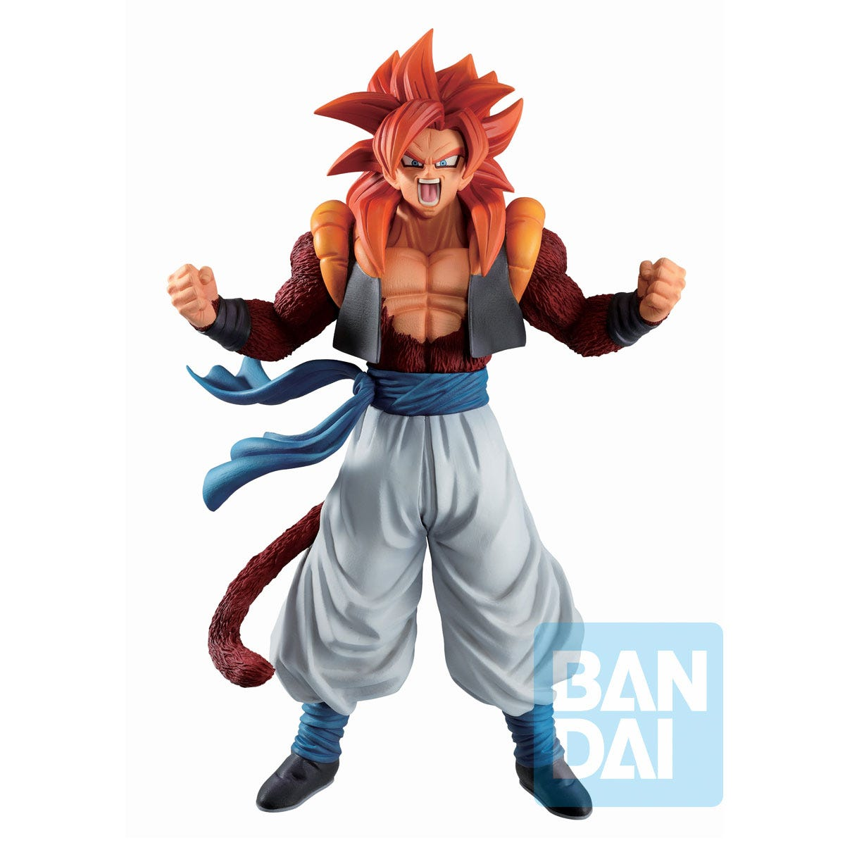 "Bandai Ichibansho Figure Super Saiyan 4 Gogeta (Vs Omnibus Super) ""Dragon Ball GT"""