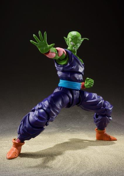 "Bandai Piccolo The Proud Namekian ""Dragon Ball Z"", Bandai Tamashii Nations SH Figuarts"