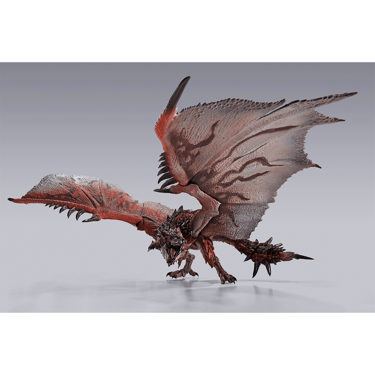 Bandai Tamashii Nations S.H. MonsterArts, Rathalos Dragon Monster Hunter