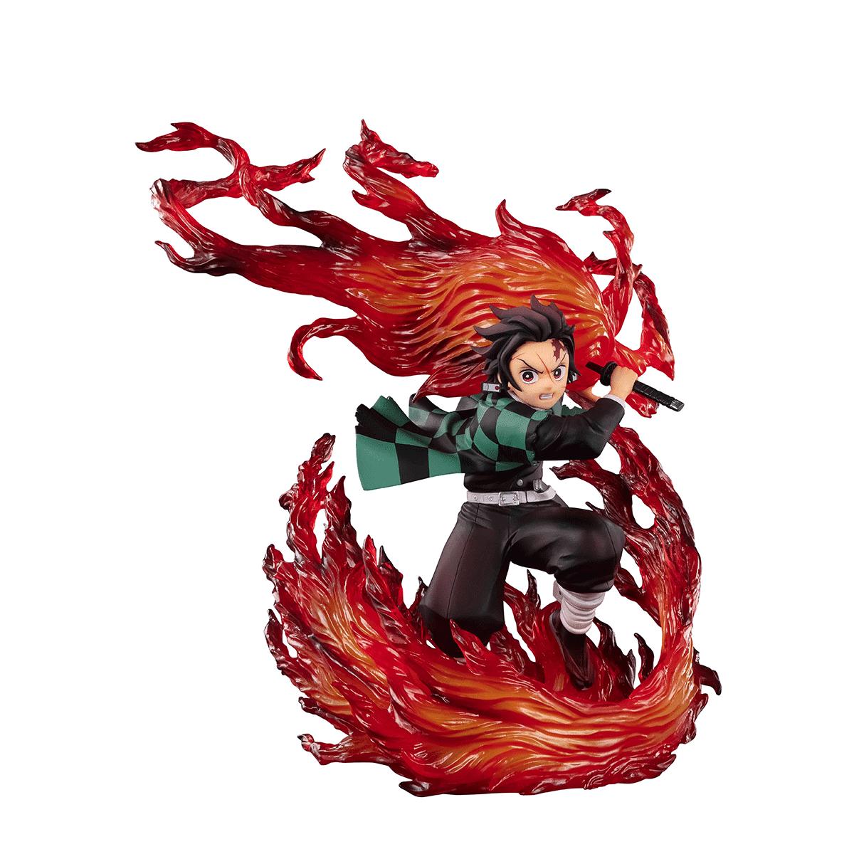 """Bandai Spirits Figuarts ZERO Kamado Tanjiro -Hinokami Kagura- """"Demon Slayer"""""""