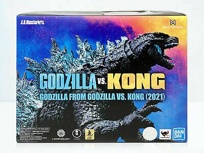 "Bandai Spirits S.H. Monsterarts Godzilla ""GODZILLA VS. KONG"""