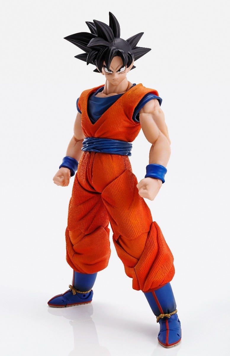 "Bandai Son Goku ""Dragon Ball Z"", Bandai Tamashii Nations Imagination"