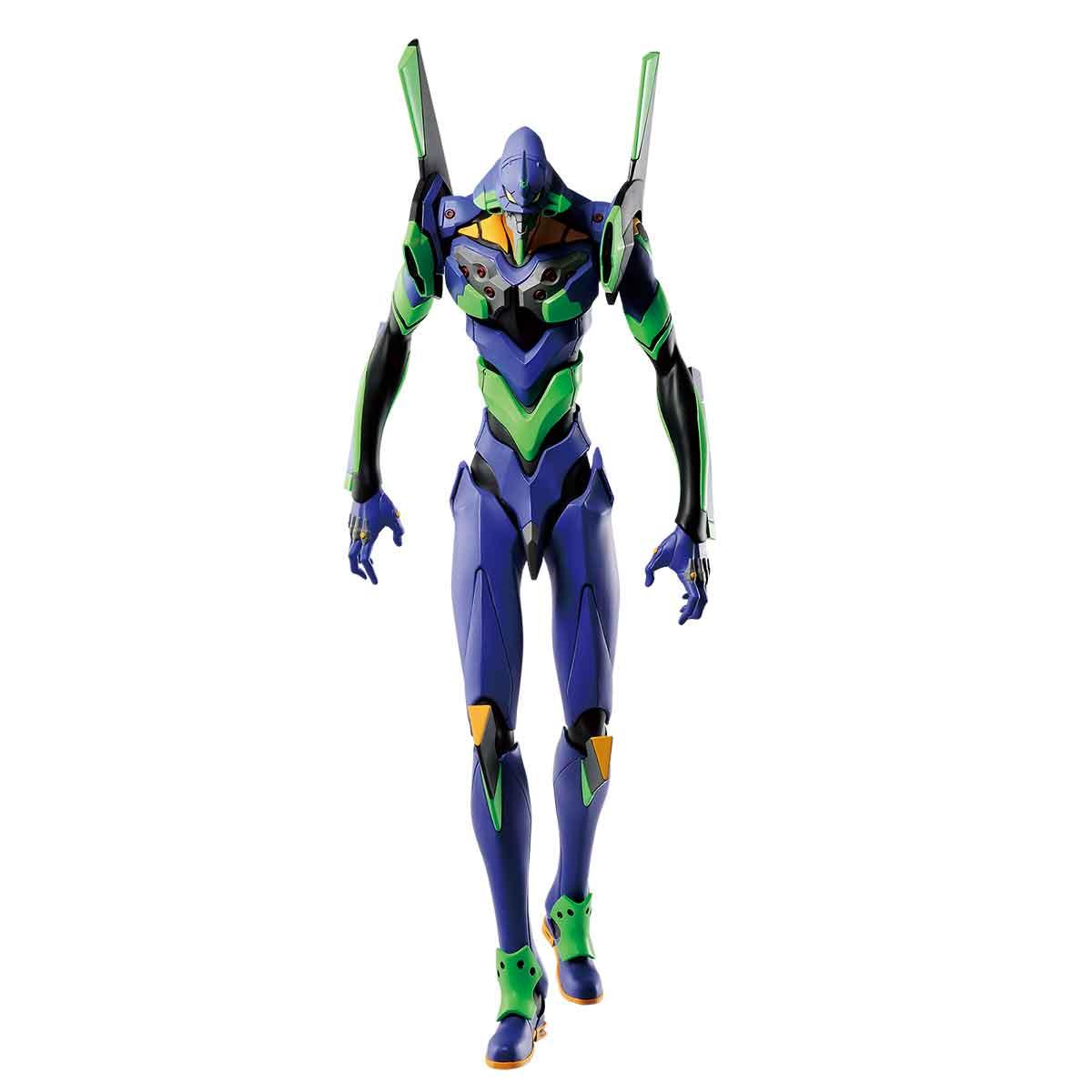 "Bandai EVA-01 Test Type (Evangelion: 3.0+1.0) ""Evangelion"", Bandai Ichiban Figure"
