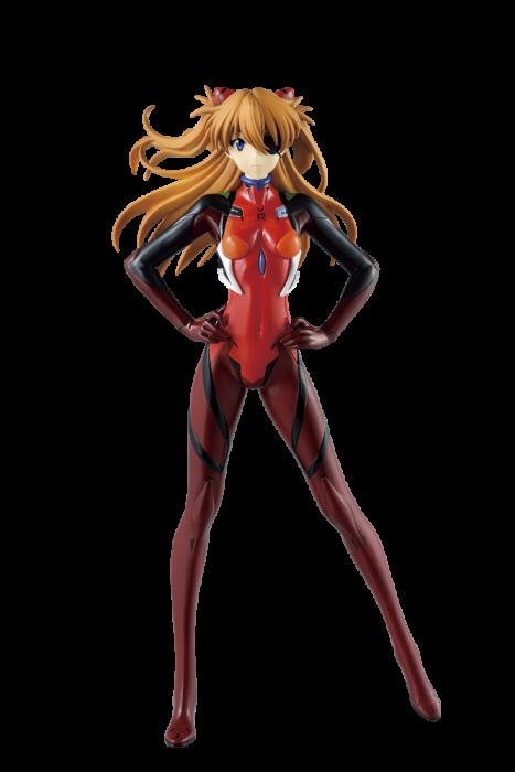 "Bandai Asuka Shikinami Langley (Evangelion: 3.0+1.0) ""Evangelion"", Bandai Ichiban Figure"