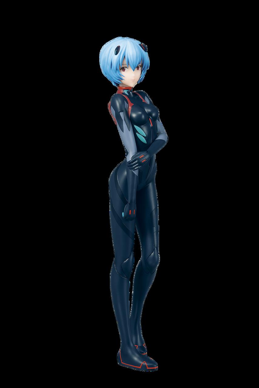 "Bandai Rei Ayanami (Evangelion: 3.0+1.0) ""Evangelion"", Bandai Ichiban Figure"