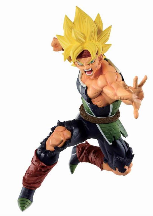 "Bandai Super Saiyan Bardock (Rising Fighters) ""Dragon Ball"", Bandai Ichiban Figure"