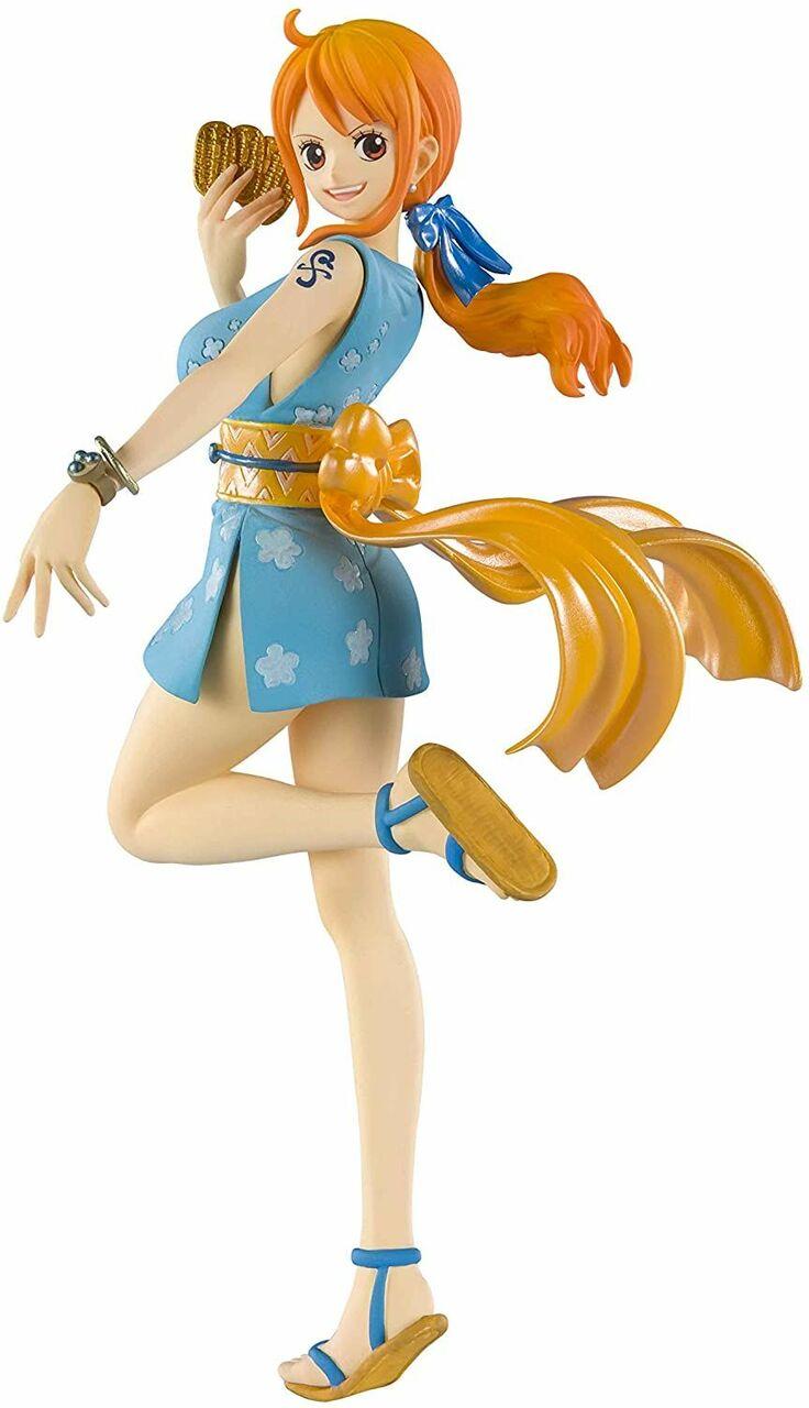 "Bandai Spirits Figuarts Zero Nam (Onami) ""One Piece"""