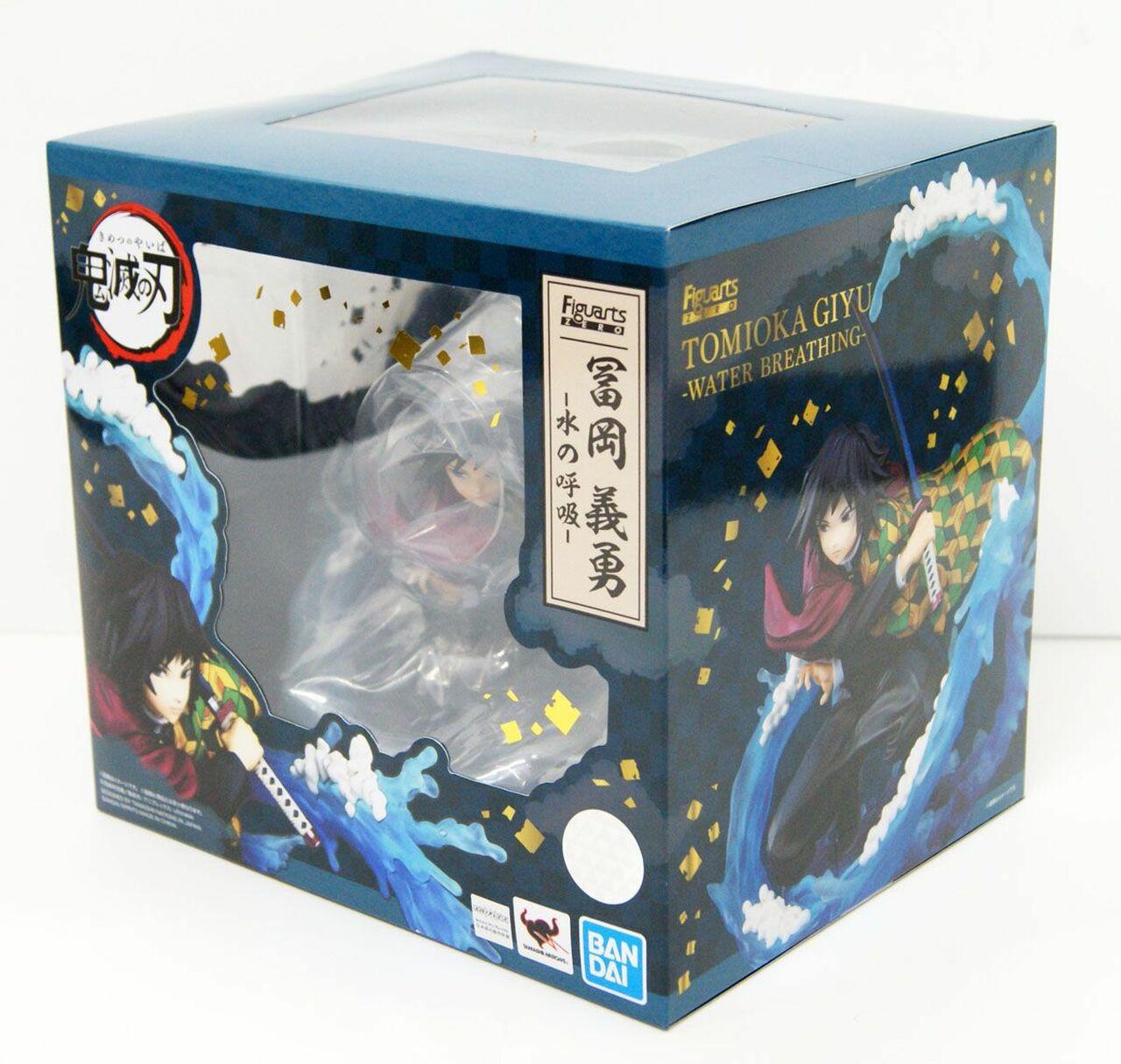 "Bandai Spirits Figuarts Zero Tomioka Giyu -Water Breathing ""Demon Slayer"""