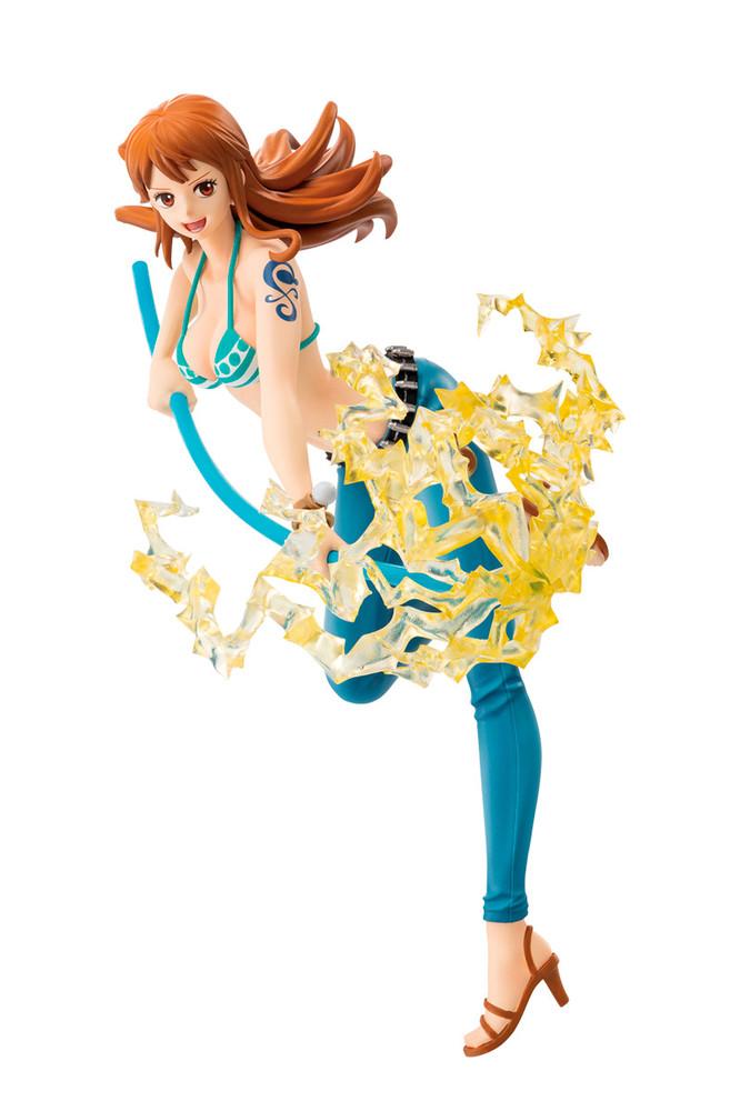 "Bandai Nami (Treasure Cruise) ""One Piece"", Bandai Ichiban Figure"