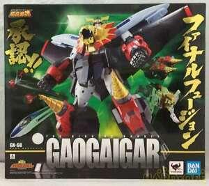 "Bandai Spirits Soul of Chogokin GX-68X Star GaoGaiGar Option Set (The Ultimate King of Braves Ver.) ""The King of Braves GaoGaiGar"""