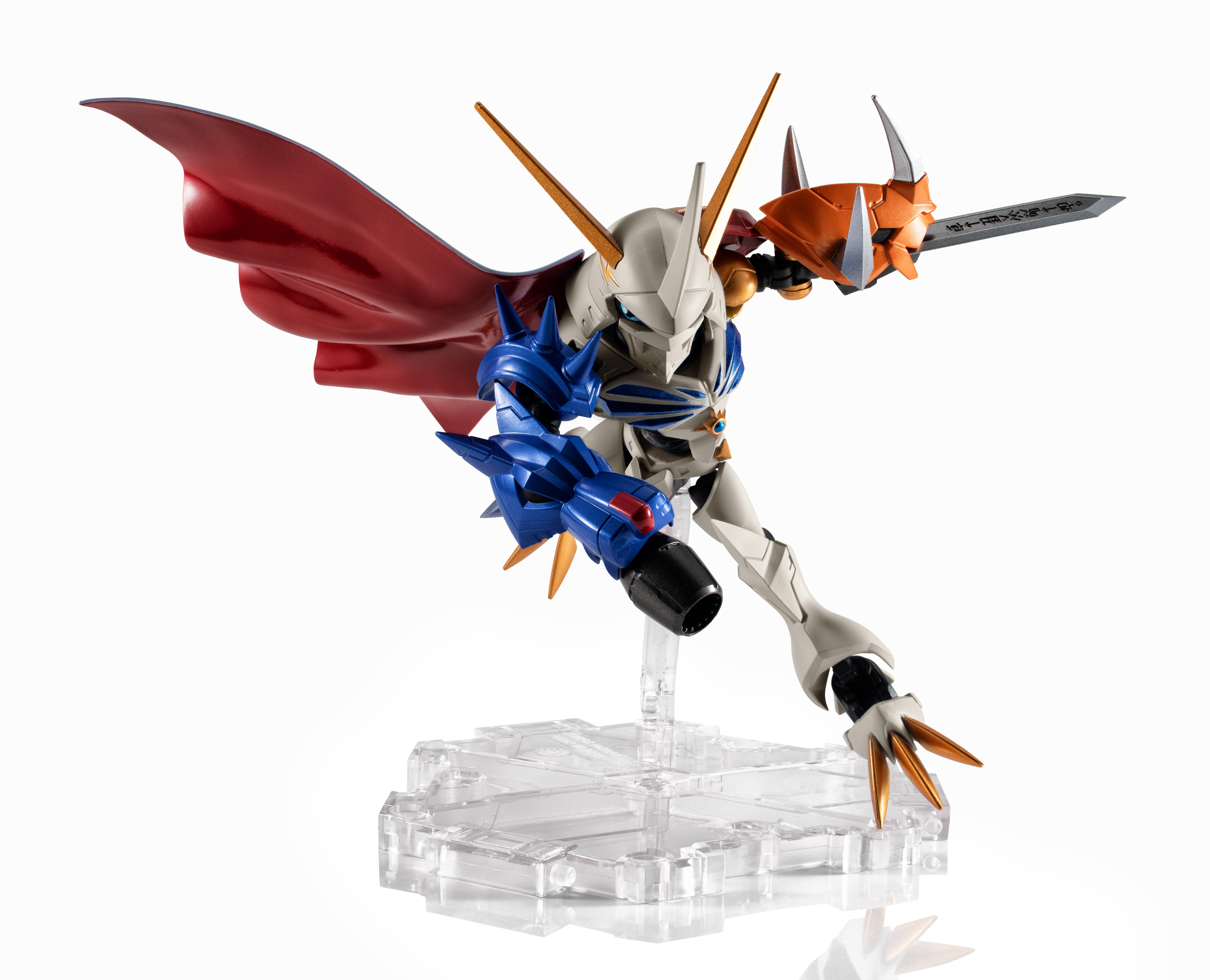 "Bandai Spirits NXEDGE Style Omegamon (Special Color Ver.) ""Digimon Adventure Children'S War Game"""